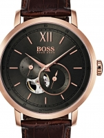 Ceas: Ceas barbatesc Boss 1513506 Signature Autom. 44mm 5ATM