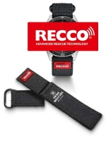 Ceas: Swiss Military RECCO Rettungs-Reflector Kevlar Armband 20 mm