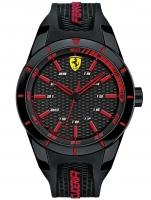 Ceas: Ceas barbatesc Scuderia Ferrari 0830245 RedRev 43mm 3ATM