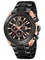 Ceas: Ceas barbatesc Festina F20481/1 Prestige Cronograf 46mm 10ATM