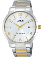 Ceas: Lorus RS949BX9 Herrenuhr bicolor 50M 42mm