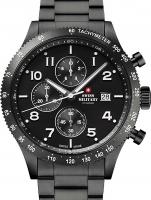 Ceas: Ceas barbatesc Swiss Military SM34084.03 Cronograf 42 mm 10ATM