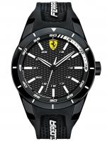 Ceas: Ceas barbatesc Scuderia Ferrari 0830249 RedRev 43mm 3ATM