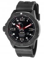 Ceas: Ceas barbatesc Haemmer HD-300 Navy Diver II Dark Ocean 48mm 30ATM ( LIMITED EDITION 99 Bucati )