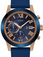 Ceas: Guess W1055G2 Atlas Chronograph 45mm 10ATM