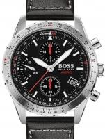 Ceas: Ceas barbatesc Hugo Boss 1513770 Aero Cronograf 44mm 20ATM