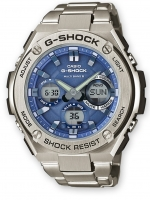 Ceas: Ceas barbatesc Casio GST-W110D-2AER G-Shock Solar 52mm 20ATM
