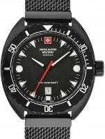 Ceas: Swiss Alpine Military 7066.1177 Turtle Herren 44mm 10ATM