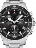 Ceas: Ceas barbatesc Swiss Military SM34067.10 Cronograf 42mm 10ATM