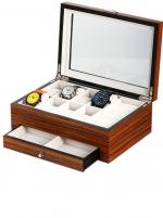 Ceas: Cutie ceasuri + Bijuterii Rothenschild   RS-2271-8Z pentru 8 ceasuri