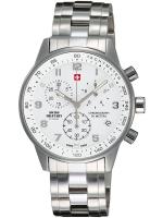 Ceas: Ceas barbatesc Swiss Military SM34012.02 Cronograf 5 ATM, 41 mm