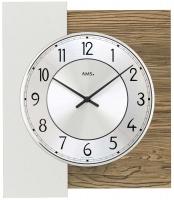 Ceas: Ceas de perete AMS 9582 modern - Serie: AMS Design