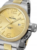 Ceas: Ceas barbatesc TW-Steel CB55 Canteen Automatic 45mm 10ATM