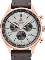 Ceas: Ceas barbatesc Swiss Military SM34081.09 Cronograf 42mm 10ATM