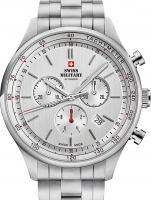 Ceas: Ceas barbatesc Swiss Military SM34081.02 Cronograf 42mm 10ATM