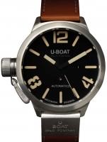 Ceas: Ceas barbatesc U-Boat 2084 Classico 925er Silver Automatic 53mm 5ATM