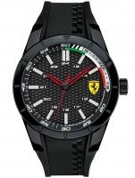 Ceas: Ceas barbatesc Scuderia Ferrari 0830301 RedRev 43mm 3ATM
