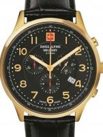 Ceas: Ceas barbatesc Swiss Alpine Military 7084.9517 Cronograf 43mm 10ATM