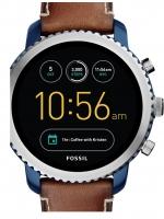 Ceas: Ceas barbatesc Fossil Q FTW4004 Explorist Smartwatch  46mm 3ATM