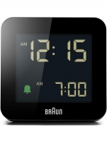 Ceas: Braun BC09B classic digital alarm clock