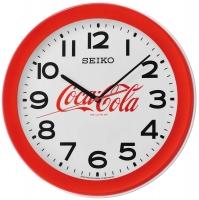 Ceas: Ceas de perete Seiko QX922R  -Serie: Coca Cola 38 cm