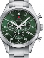 Ceas: Ceas barbatesc Swiss Military SM34076.03 Cronograf 43mm 10ATM