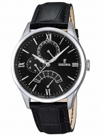 Ceas: Ceas barbatesc Festina F16823/4 Retrograde  43mm 5ATM
