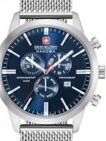 Ceas: Ceas barbatesc Swiss Military Hanowa 06-3308.04.003 Klassik Cronograf 44mm 10ATM