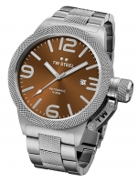 Ceas: Ceas barbatesc TW-Steel CB26 Canteen Automatic  50mm 10ATM