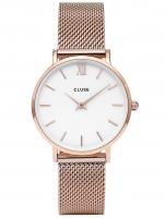 Ceas: Ceas de dama Cluse CL30013 Minuit  33mm 3ATM