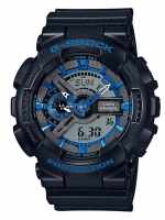 Ceas: Ceas barbatesc Casio GA-110CB-1AER G-Shock  51mm 20ATM