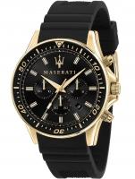 Ceas: Ceas barbatesc Maserati R8871640001 Sfida Cronograf 44mm 10ATM