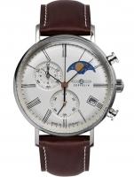 Ceas: Ceas barbatesc Zeppelin 7194-5 Rome Cronograf 41mm 5ATM