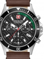 Ceas: Ceas barbatesc Swiss Military Hanowa 06-4337.04.007.06 Flagship Racer 42 mm 10ATM