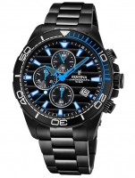 Ceas: Ceas barbatesc Festina F20365/2 Prestige Cronograf  44mm 10ATM