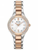 Ceas: Bulova 98R272 Diamant Damen 28mm 3ATM