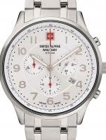 Ceas: Ceas barbatesc Swiss Alpine Military 7084.9132 Cronograf 43mm 10ATM
