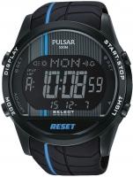 Ceas: Ceas barbatesc Pulsar PV4007X1 Digital-Cronograf 49mm 10ATM