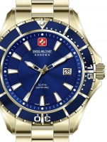Ceas: Ceas barbatesc Swiss Military Hanowa 06-5296.02.003 Nautila  45mm 10ATM