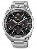 Ceas: Ceas barbatesc Citizen AV0080-88E Super-Titan Eco-Drive Cronograf 43mm 20ATM
