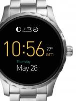 Ceas: Ceas barbati Fossil Q FTW2109 Q Marshal 2.0 Smartwatch 45mm IP67