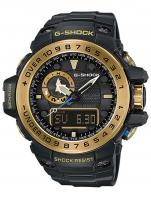 Ceas: Ceas barbatesc CASIO GWN-1000GB-1AER G-Shock Radio-Solar 55mm 20ATM
