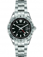 Ceas: Ceas barbatesc Versace V11020015 Hellenyium GMT  42mm 5ATM