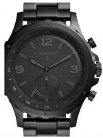 Ceas: Ceas barbatesc Fossil Q FTW1115 Nate Hybrid Smartwatch  50mm 5ATM
