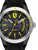 Ceas: Ceas barbatesc Scuderia Ferrari 0840015 Red-Rev T Junior 38mm 3ATM