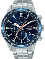 Ceas: Pulsar PM3203X1 chrono men`s 45mm 10ATM
