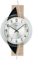Ceas: Ceas de perete AMS 9551 Wanduhr modern - Serie: AMS Design