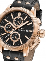 Ceas: TW-Steel CE7011 CEO Adesso Chronograph 45mm 10ATM