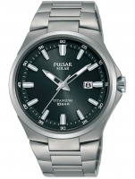 Ceas: Ceas barbatesc Pulsar PX3213X1 Solar 39mm 10ATM