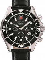 Ceas: Ceas barbatesc Swiss Alpine Military 7040.9537 Chrono 45mm 10ATM